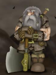 Thungar Oakbeard - Final by GH-MoNGo