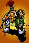 skulljammer's Orc Head Colour