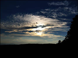 evening sun by graemo