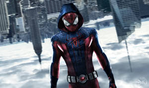 New Scarlet Spider Suit