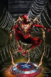 Classic Iron Spider MCU (Realistic) by DesmondKing