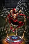 Classic Iron Spider MCU (Realistic)