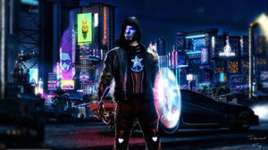 Captain America 3099