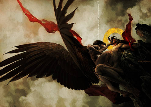 Prometheus's Martyrdom