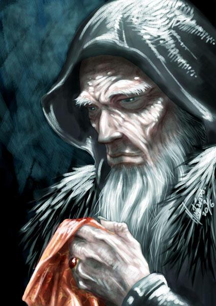 Awen Llywelyn  Lonesome_King_by_MischievousMartian