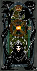 Contest item: The Hermit by MischievousMartian