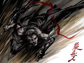 Contest item: Dark Storm by MischievousMartian