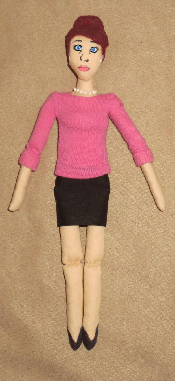 Cheryl Doll by Sner2000