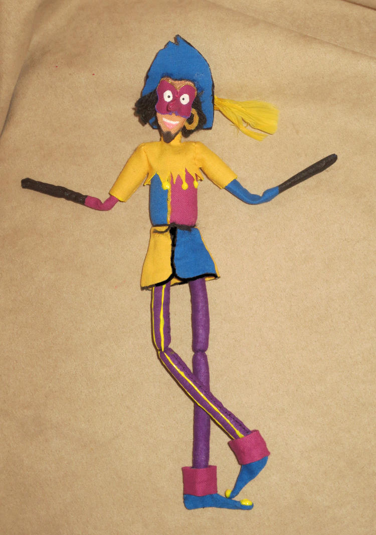 Clopin Doll by Sner2000