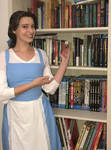 Belle and Books by Sner2000