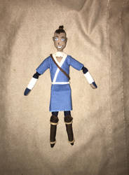 Sokka Doll by Sner2000