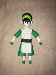 Toph Doll by Sner2000