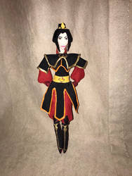 Azula Doll by Sner2000