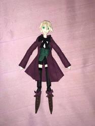 Alois Trancy Doll by Sner2000