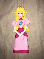 Princess Toadstool Doll by Sner2000