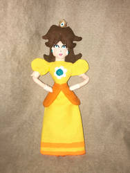 Princess Daisy Doll by Sner2000