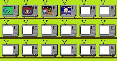 TV - Emoticon Project by KururuRyu