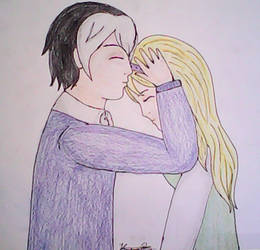 Keth and Isabelle by KururuRyu