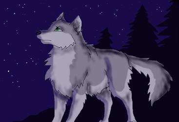 Luna by VulpesErin