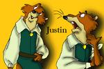 The Secret of NIMH: Justin