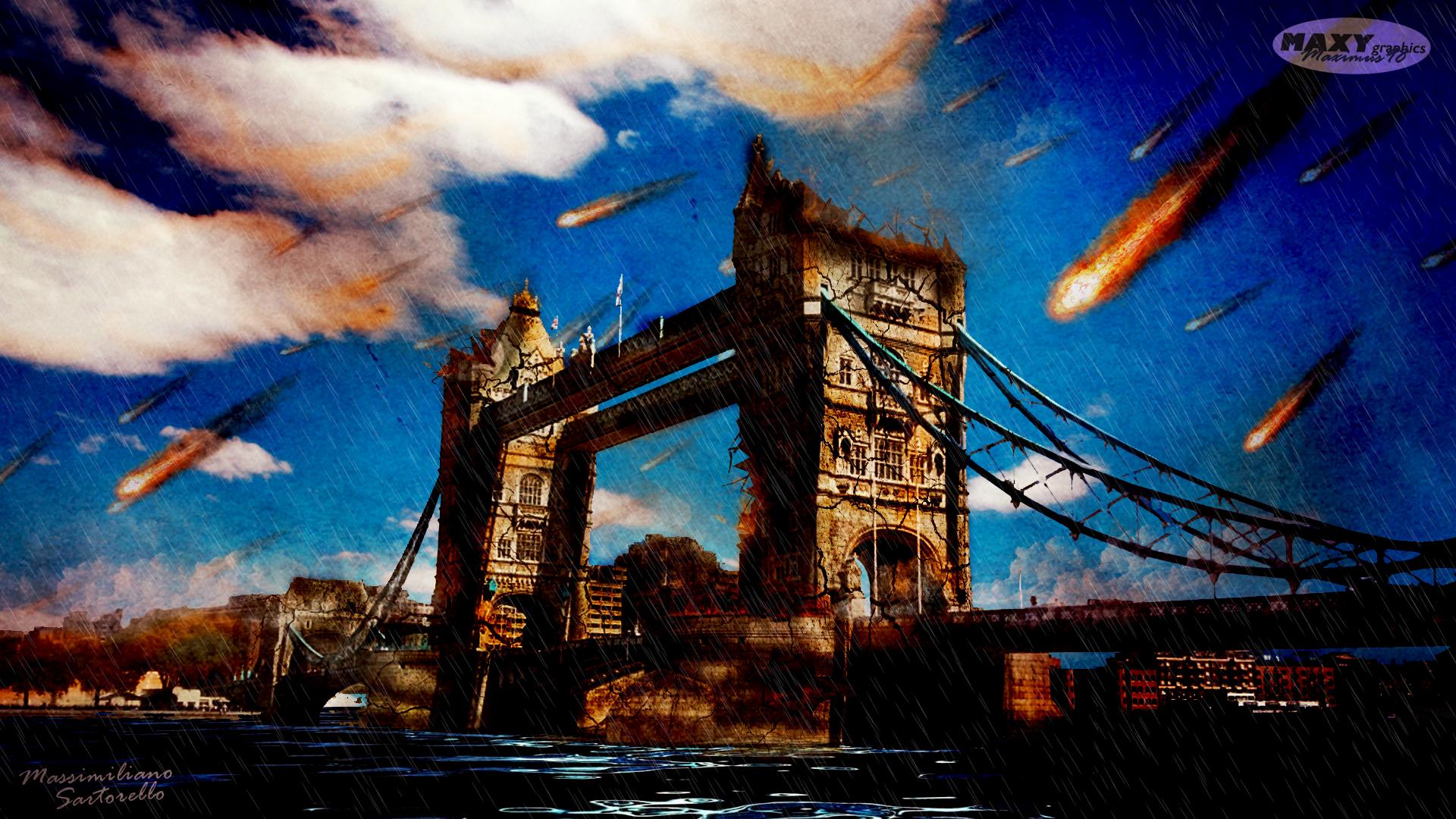 Towerbridge by Maximilia9811