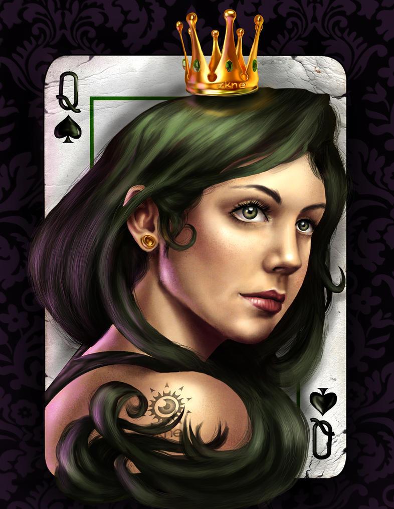 Queen by zkne