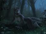 Woof by Aurru