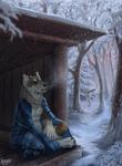 Cold Breath by Aurru