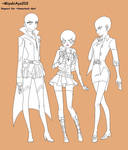 Anime Base 21 (Request for Homestuck-Gurl)
