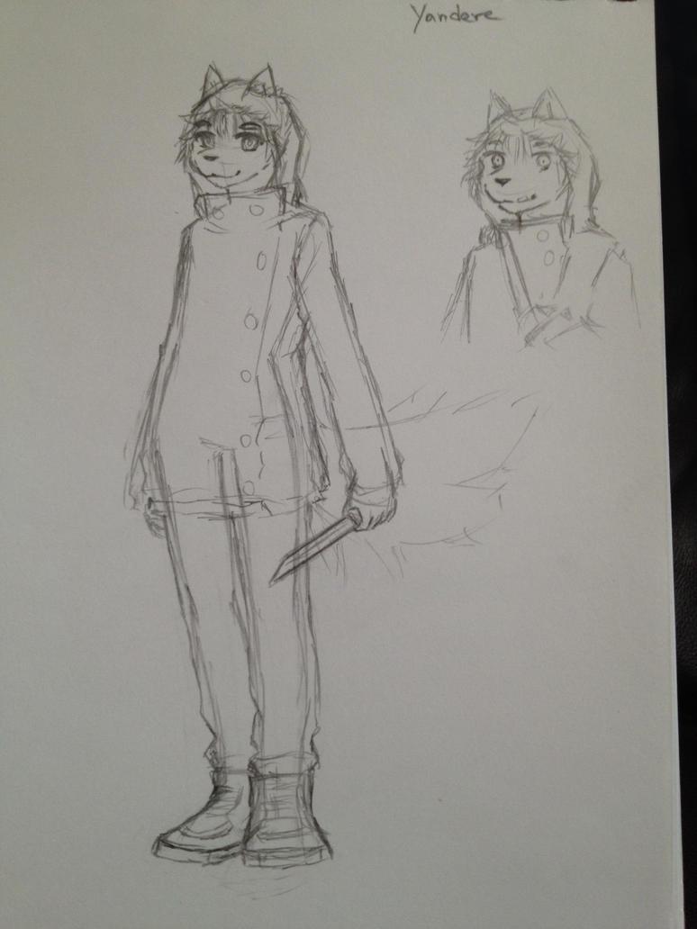 My Yandere Character by MiyukiAya202