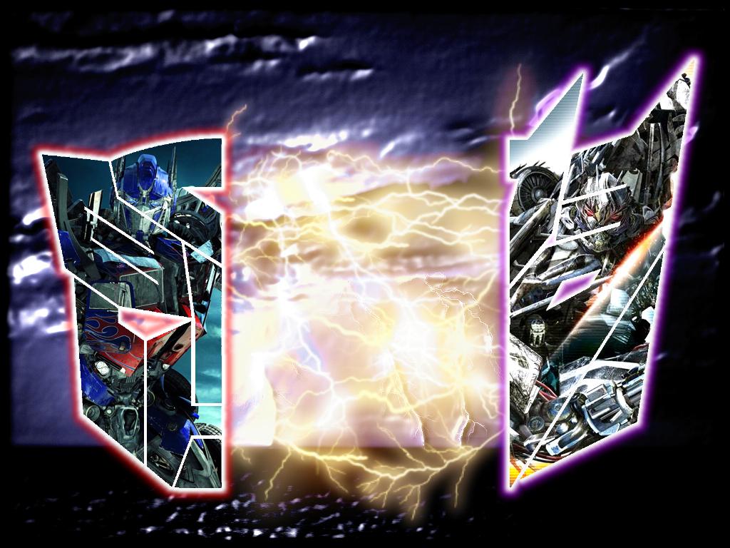 Optimus vs. Starscream by Rumblebee88