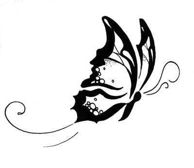 butterfly tattoo by deedeedee123 - 40.3KB