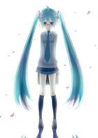 Hatsune Miku by Stelladoll