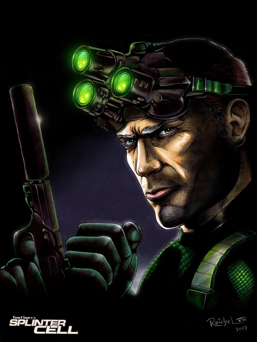 Splinter Cell - Ubisoft on Behance
