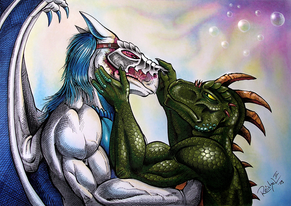 Marriage of the century by ReptileCynrik on DeviantArt