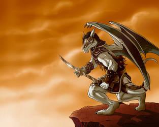Pyron: RULUS style by ReptileCynrik
