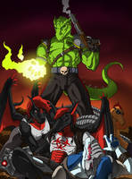 Feel my Power by ReptileCynrik