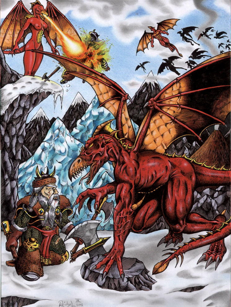 Fight the Ichiak by ReptileCynrik