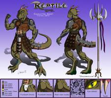 Reptile Cynrik 2013 by ReptileCynrik