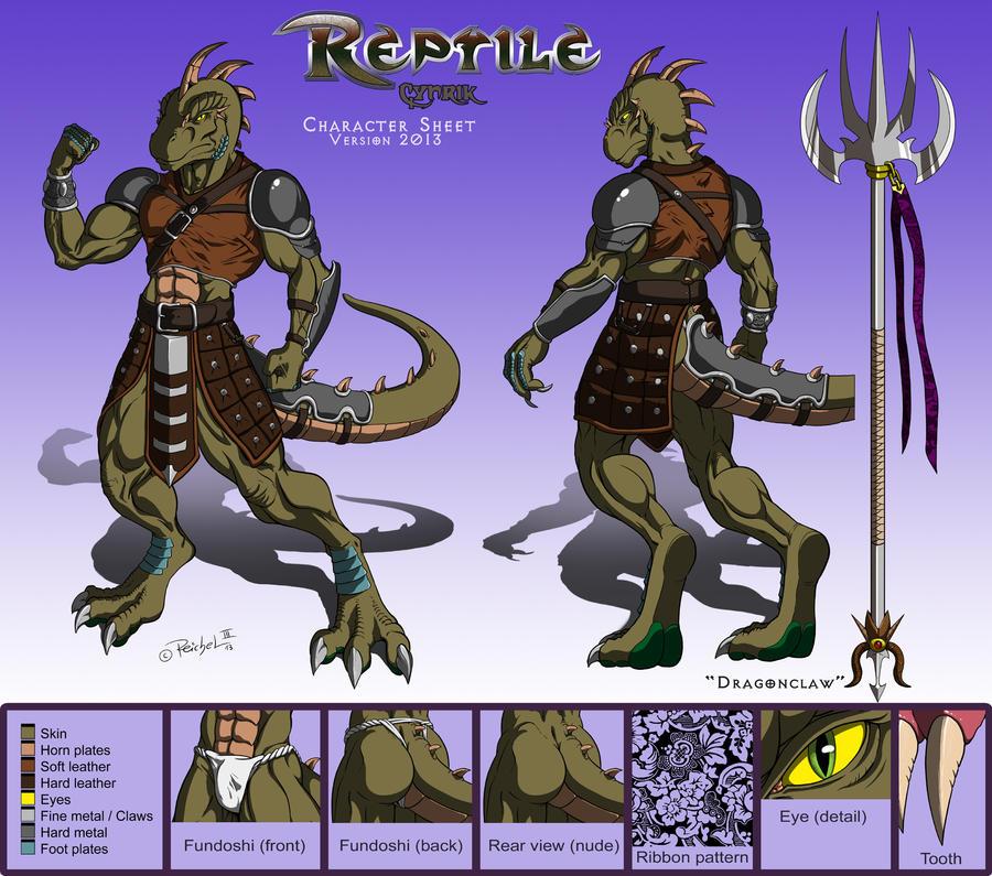 A desperate deal by ReptileCynrik on DeviantArt