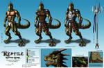 Reptile Cynrik 2015