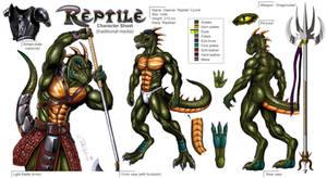 Reptile Cynrik 2015 Traditional