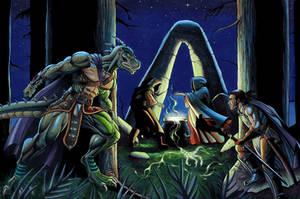 Unholy Ritual by ReptileCynrik