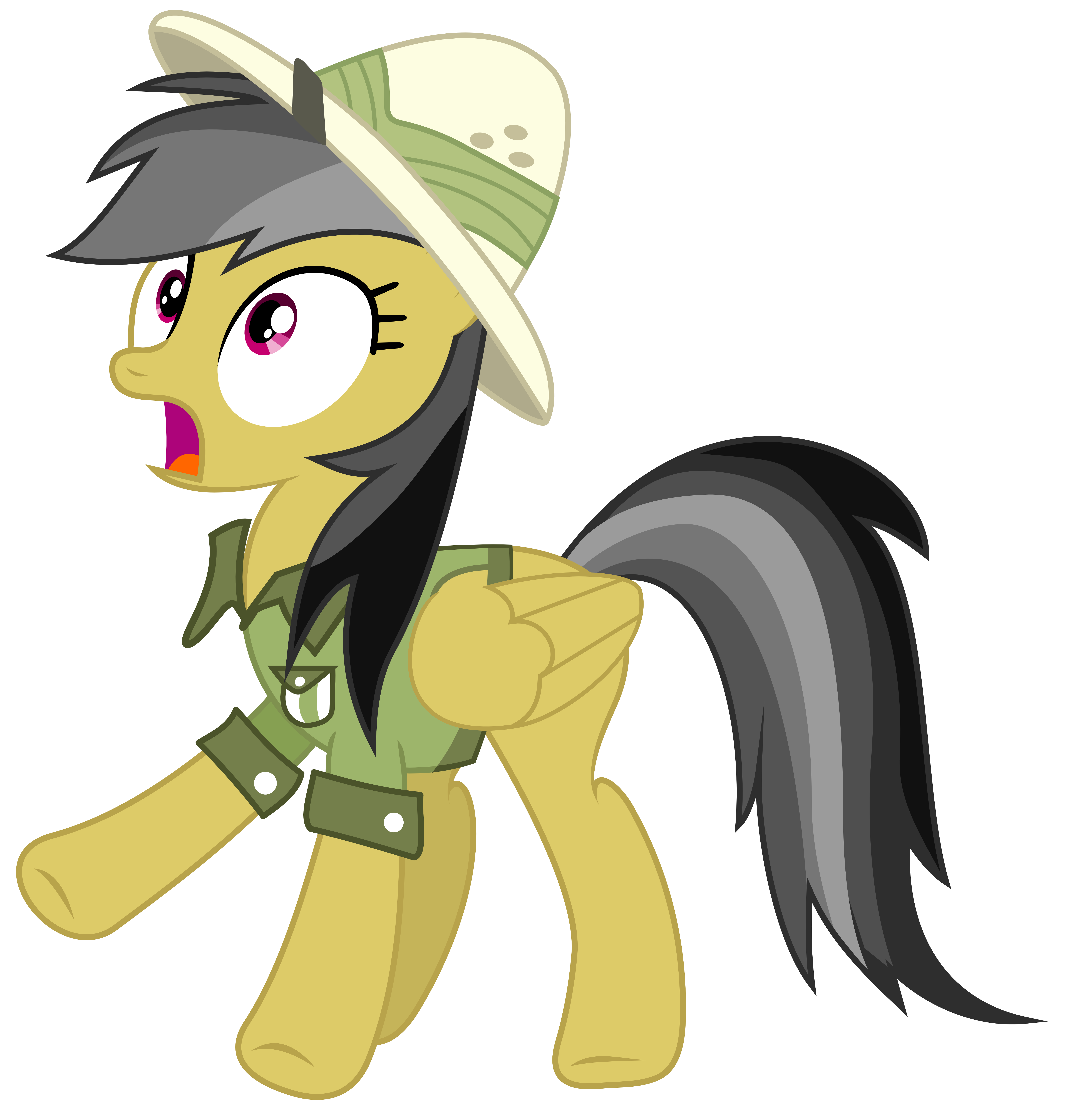 Daring Do In: Daring Don't by liamwhite1 on DeviantArt