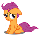 Scootaloo Crying