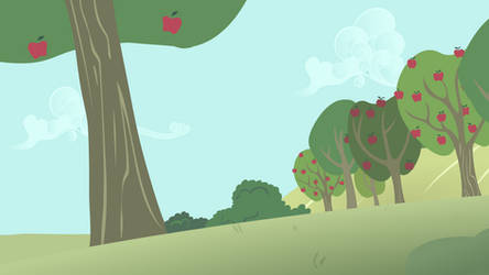 Background - Apples by liamwhite1