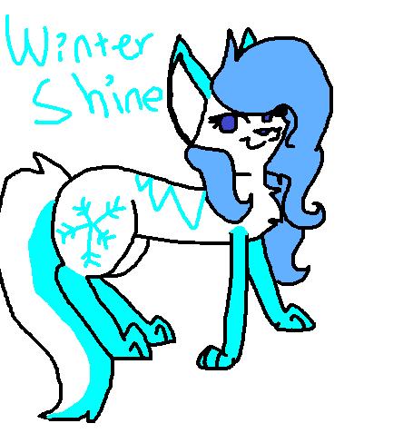 Blueberry RQ XD Winter shine by Miikit