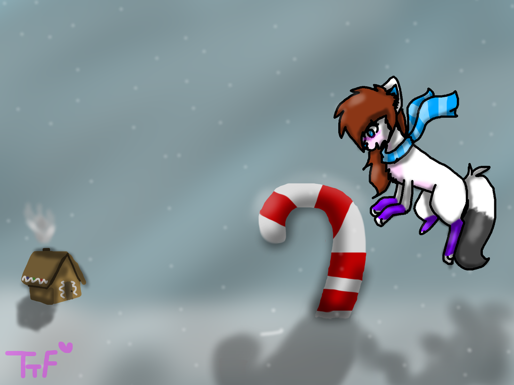 Peppermint winter .:contest:. by Miikit
