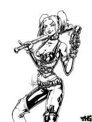HarleyQuinn by Tomasu815