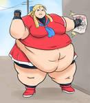 Street Fatter V- Karin Kanzuki